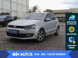 [OLX Autos] Volkswagen Polo A/T 2013 Silver