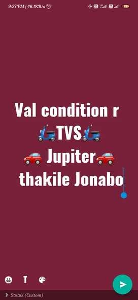 Val condition or Jupiter thakile kobo