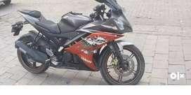 Yamaha R15 V2 (2018 registration)