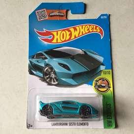 Hot wheels / hotwheels Lamborghini Sesto Elemento
