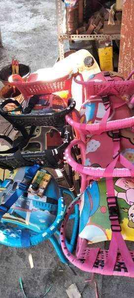 Dijual alas duduk sepeda motor untuk anak anak