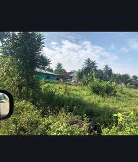 Tanah Prospek untuk Rumah KOS dekat kampus UIN SU