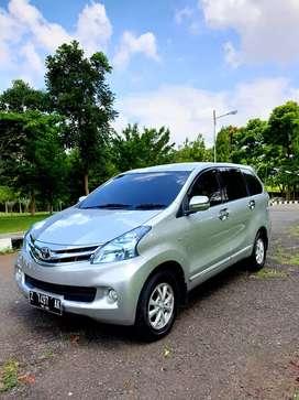 Toyota New Avanza G 1.3 Manual
