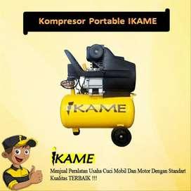 IKAME 2 HP PORTABLE, Untuk Hidrolik Cuci Mobil Motor