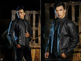 Jaket kulit - Jaket cowok - Jaket korean - Jaket murah - Jaket keren.