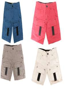 cargo for kids new shorts (wholesale)