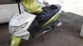 Direct From Owner,Single Owner,2017 Honda Green Dio Showroom Serviced