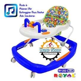 Alat Bantu Jalan Bayi-Baby Walker Royal RY 202