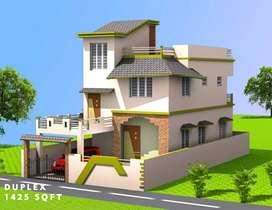 Individual house