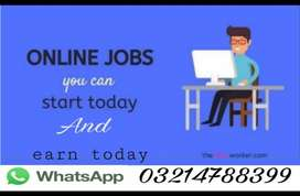 Online product marketing . Females required