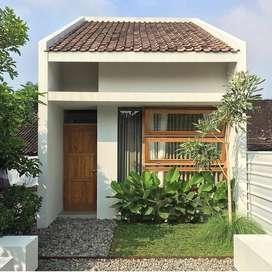 Rumah Minimalis Siap Bangun Lokasi Strategis 10 menit dari kota Jogja