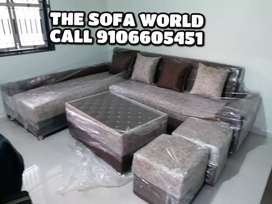 Premium longer sofa set available direct from factory unit