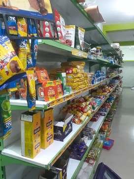 Supermarket racks,computer,ups,cctv  & more