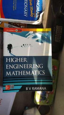 BV Ramana Higher Engineering Mathematics