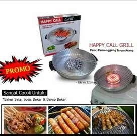 HAPPY CALL GRILL / ALAT PANGGANG