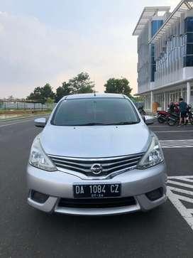 Di jual Nissan Livina Sp automatic Tahun 2013