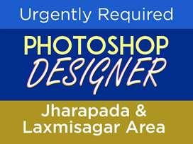 Photoshop Artist Required
