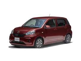 Toyota Passo 2020 ( 3rd Generation ) On Easy Installment Plan Per