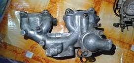 Intake Manifold dan Karburator Carry Station