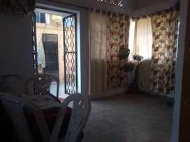 Two Rooms with two verandas one lobby and one kitchen with toilet/bath