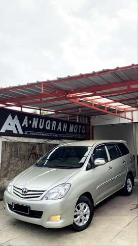 Toyota INNOVA 2.0 Manual Bensin 2011 AcDouble || DP23jt
