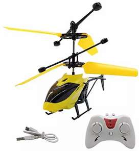 Remote Control Flying Helicopter with Chargeable/at LowPrice Brand New
