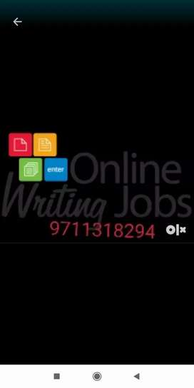 Get good payment on Home based data entry jobs with typing work