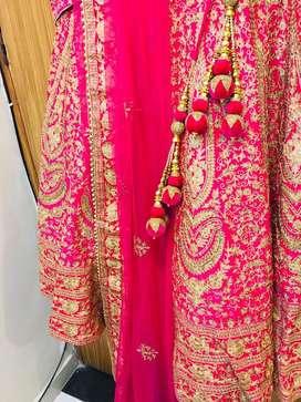 Bridal Designer meena bazaar lehanga