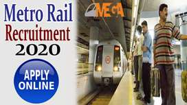 75 CANDIDATE WANTED IN KOLKATA METRO STATION SUPERVISOR JOB
