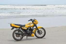 Yamaha YBX | 5 speed | Self Start | Fully restored (Not Rxz/Rx100/Rx)