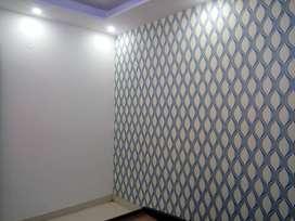 3 BHK NEW BRAND FLOOR IN UTTAM NAGAR RUPEES 32 LAKH