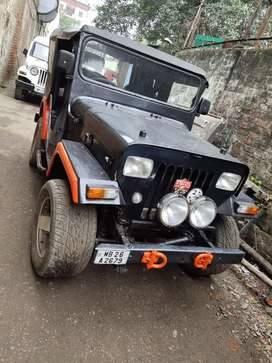 Fresh condition one hand used original whillis jeep