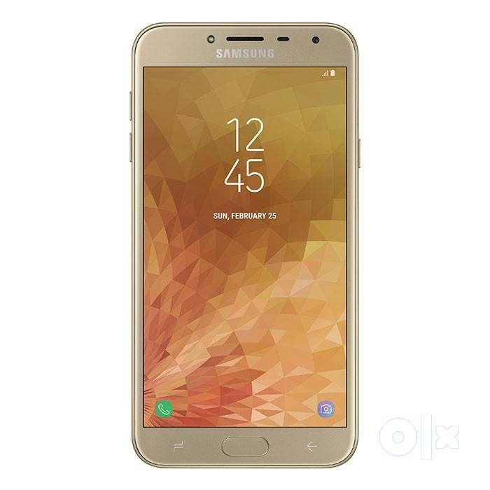 samsung j4 mobile phone for sale 0
