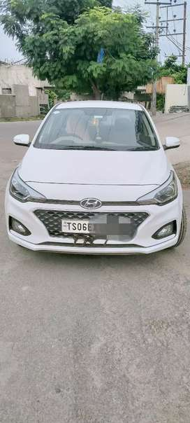 Hyundai Elite i20 2019 Diesel 7800 Km Driven