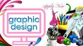job vacancy for Graphical designer
