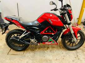 BENELLI TNT 25 ABS