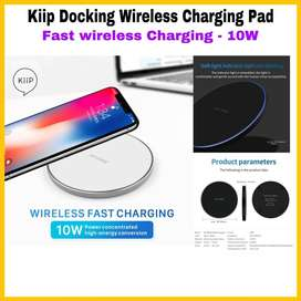 READY Kiip wireless Charging Pad - 10W - fast wireless charging