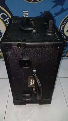 Bauty caseb/ koper make up masami shouko classic black