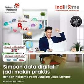Makin lancar internetan bersama IndiHome