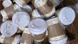 Kopi bubuk Robusta Toraja kemasan cup