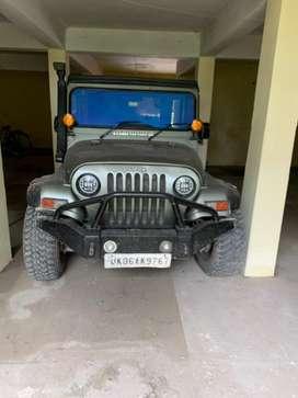 Mahindra thar clean condition