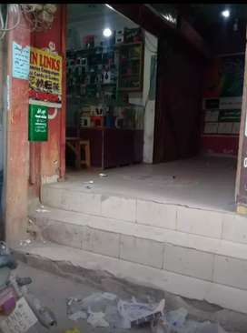 Shop for sale in Hamid commercial centre Mumtazabad