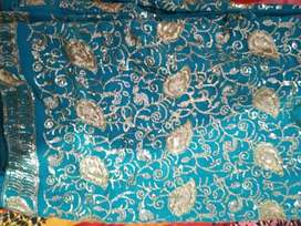 Saree with blaouse