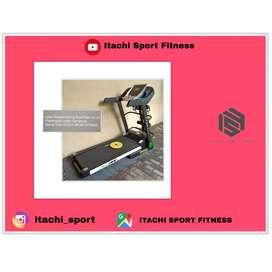 Treadmill Elektrik Series Sapporo 1235 ( COD Bringin  )