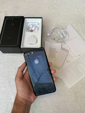 iPhone 7 Plus 128gb Fullset NO MINUS