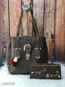 Stylish hand bags cash on delivery