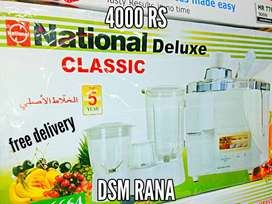 NATION DELUXE CLASSIC