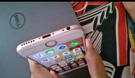 Apple.    6s.     32GB.   Rose gold colour