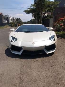 Dijual Cepat BU Lamborghini Aventador 2013