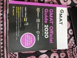 GMAT Official Guide 2020(Book+Online+Mobile)
